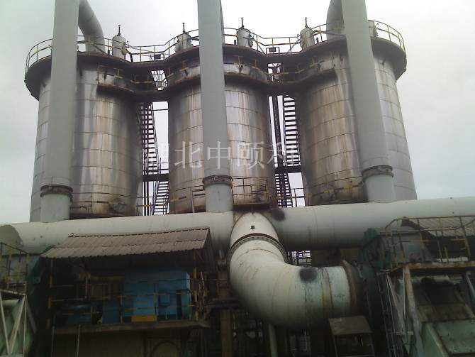 鋁廠瀝青煙氣凈化