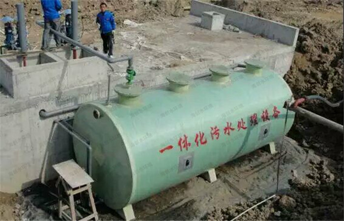 玻璃钢污水处理设备