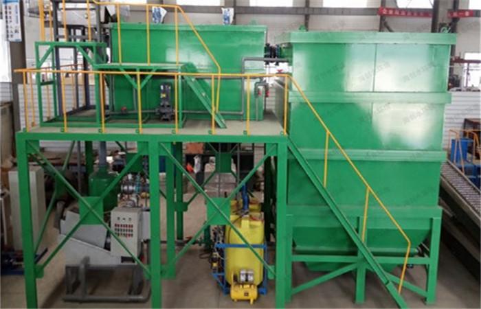 磁沉淀污水处理设备