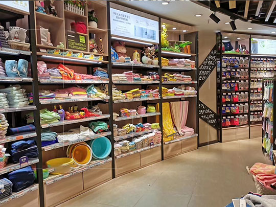 仓储货架对于产品的摆放要求