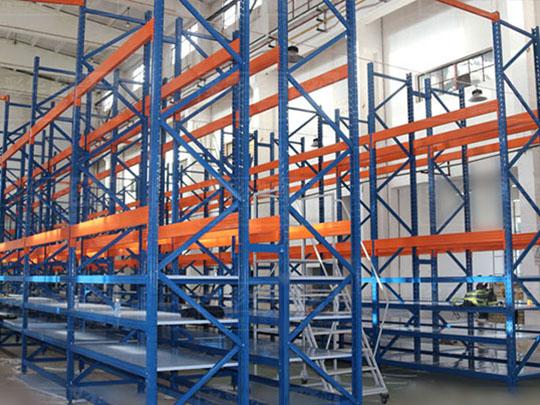 横梁托盘式重型仓储货架