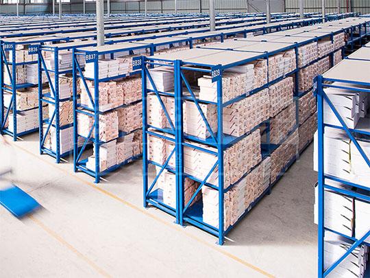 货架能为工作人员提高什么效率