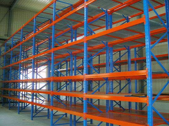 云南重型层板式仓储货架