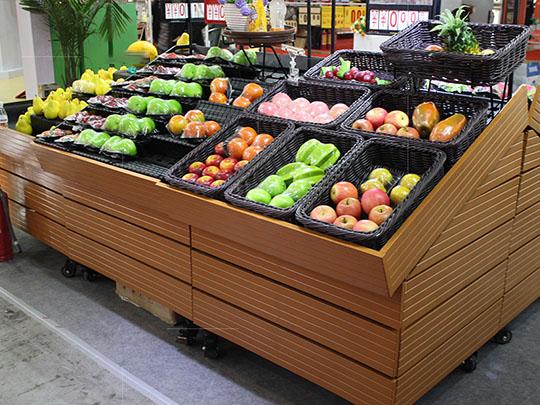 昆明蔬果货架