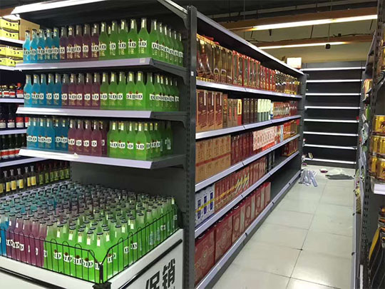 云南超市货架