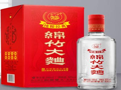 剑南春 红盒 纯粮经典绵竹大曲