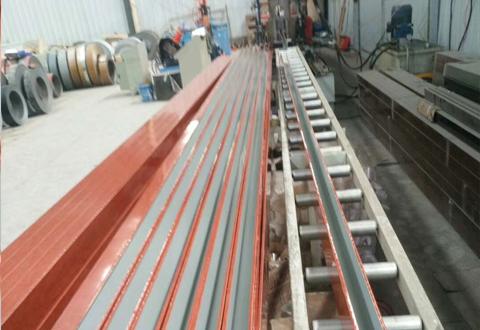 西安铝方通吊顶材料
