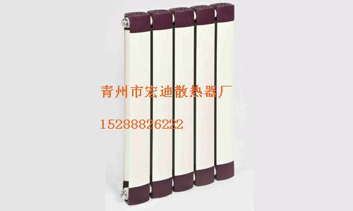 钢铝铜铝散热器06