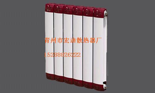 钢铝铜铝散热器07