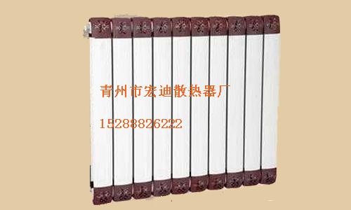 钢铝铜铝散热器08