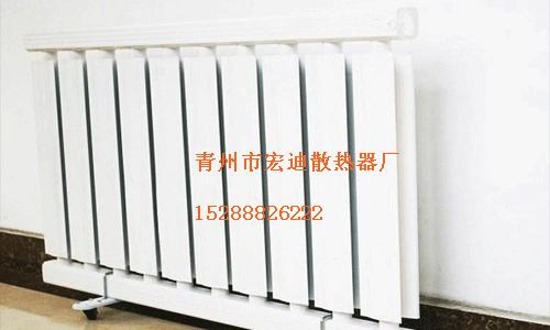 铝合金散热器18