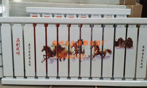 铝合金散热器21