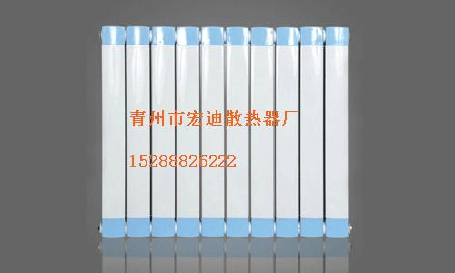 钢铝铜铝散热器案例01