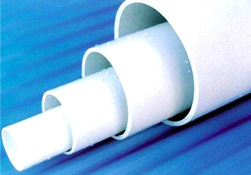 PVC给水管图片