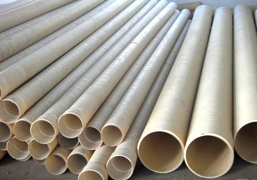 聚氯乙烯树脂管