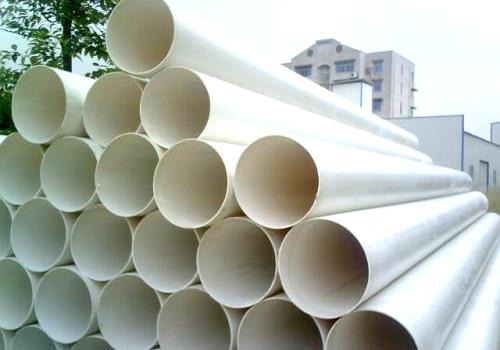 建筑用PVC给水管