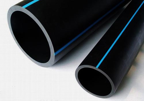 PE排水管成品