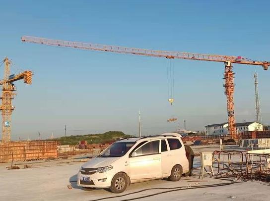 襄陽塔式起重機安裝前需要先驗收的原因