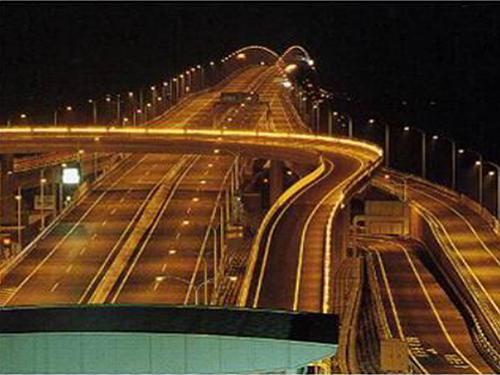 市政立交桥工程亮化