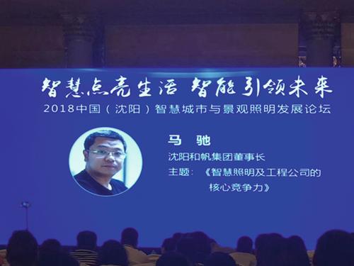 中国(沈阳)智慧城市 与景观照明发展论坛