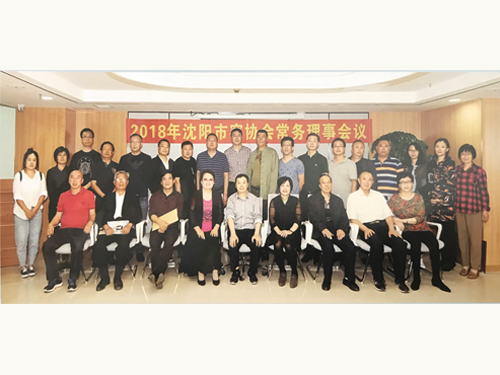 沈阳市市容环境发展协会 常务理事会议