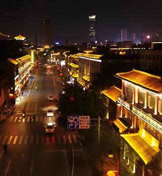 沈阳方城景观照明