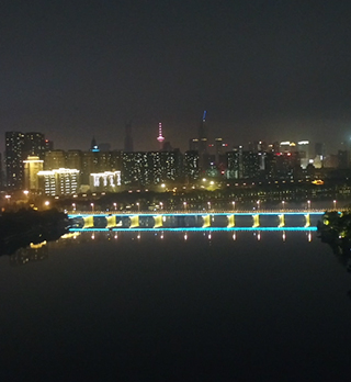 沈阳工农桥景观照明