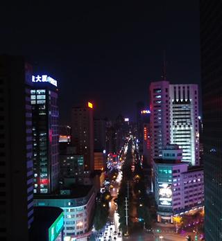 沈阳和平大街至中山路街景照明