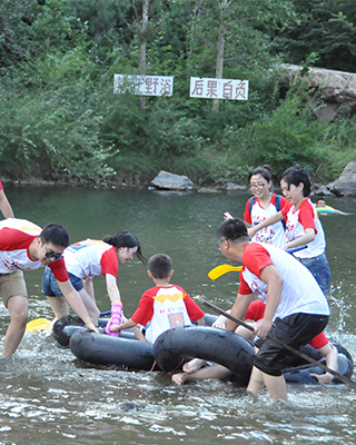 大石湖游玩团建活动