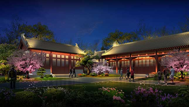 牛首山郑和文化园
