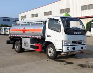 5立方东风小多利卡丹凌牌HLL5070GJYE5型加油车