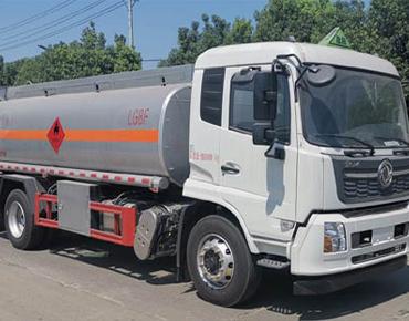 12吨东风天锦加油车丹凌牌HLL5180GYYD6型运油车