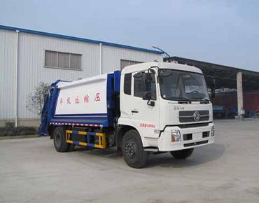 国五SZD5160ZYSD5V型压缩式垃圾车