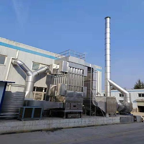 工业湿式烟尘处理设备