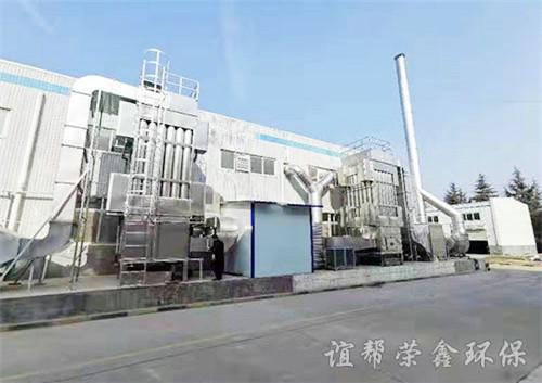 食品厂高要求油烟净化