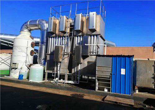 工业湿式净化设备