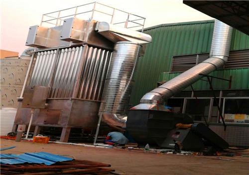 工业湿式烟尘净化设备