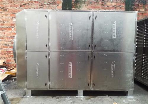 广东活性炭吸附废气处理设备