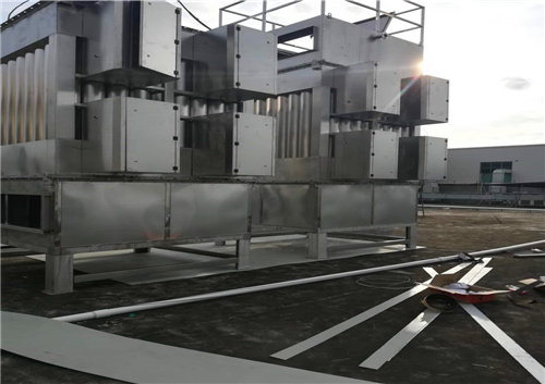 工业湿式烟气处理成套设备