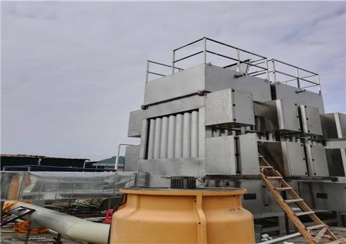 关于工业湿式静电除烟尘设备的工作技术原理简介