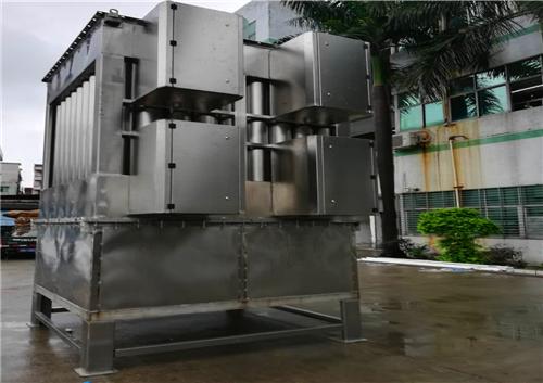 工业湿式静电除烟尘设备的适用领域以及组成部分和技术参数介绍