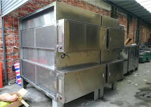 工业生产中为什么要安装工业湿式烟气处理成套设备达到有效排放呢