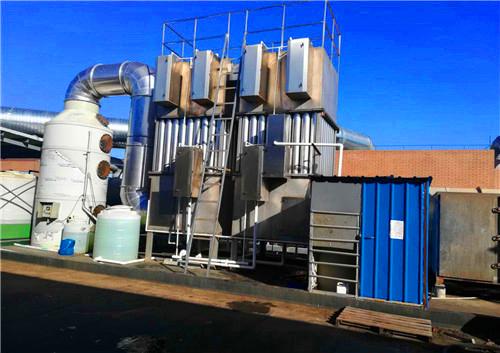 广东工业湿式烟气处理设备