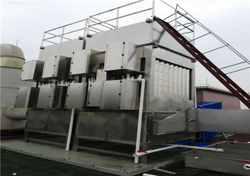 工业湿式静电除烟尘设备