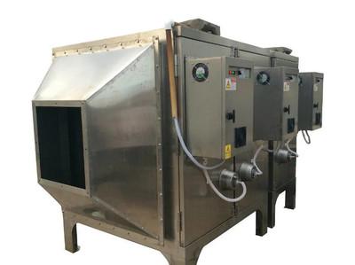 关于广东电路板喷锡净化器设备的组成结构以及工作原理介绍