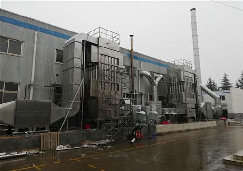 企业应该如何选择适合自己行业的中山工业湿式烟气处理设备