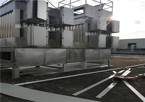 关于工业湿式烟气处理设备几个重要安装部分的注意事项介绍