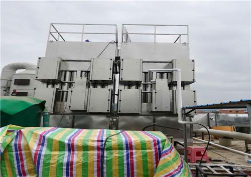 广东工业湿式烟气处理设备的运行重点部位防尘罩维护