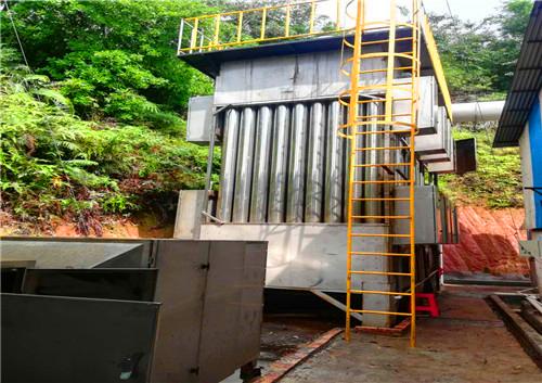 关于小中大型烧结厂使用工业湿式烟气处理设备的选择
