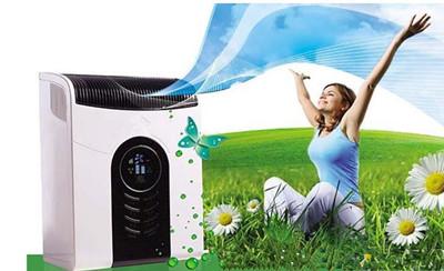 洛阳空气净化器居室当中必备的装备